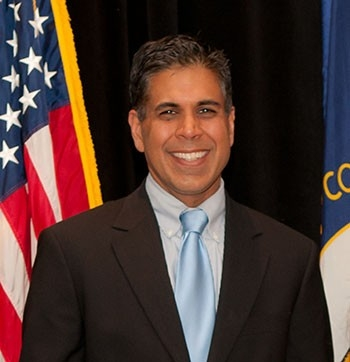 Chase adjunct professor and U.S. 6th Circuit Court of Appeals Judge Amul Thapar.