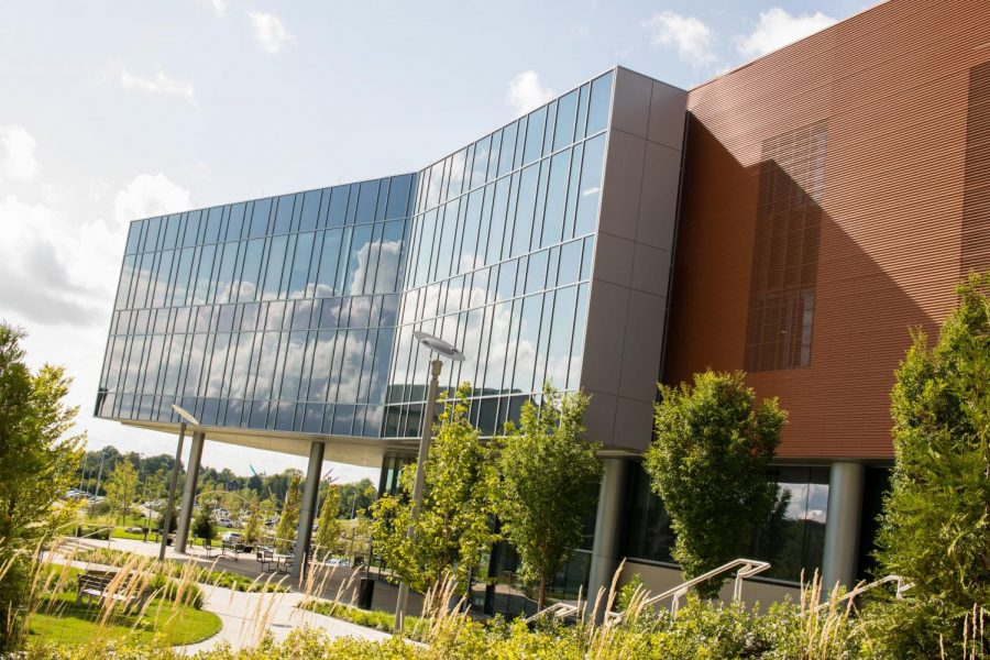 NKU's Health Innovation Center.