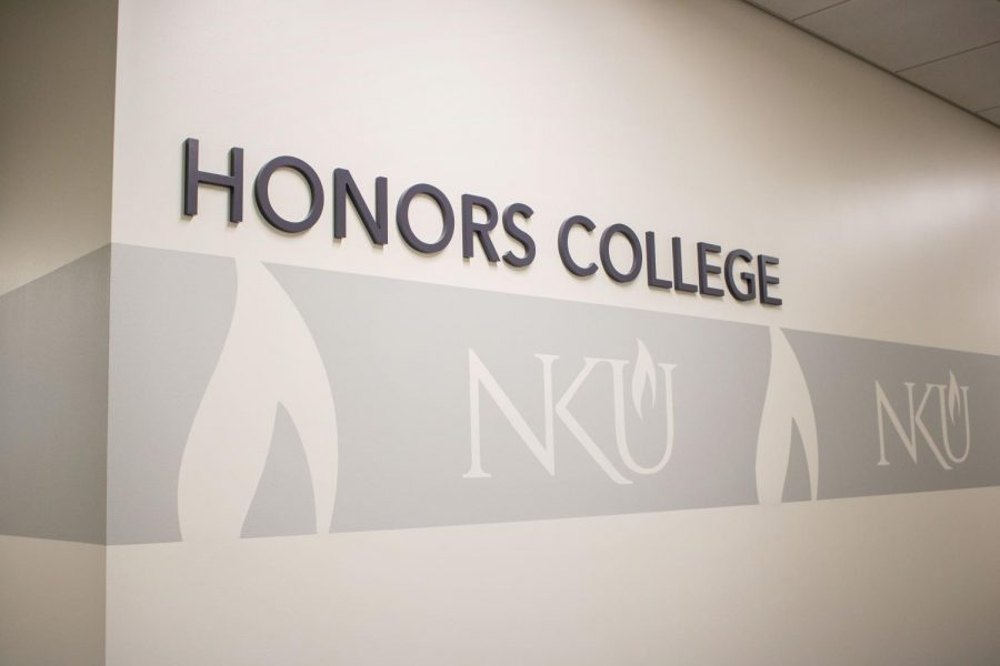 NKU's Honors College is now located in Founders Hall.