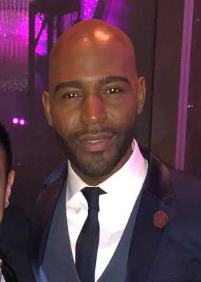 Karamo Brown is the culture expert on the Netflix reboot of