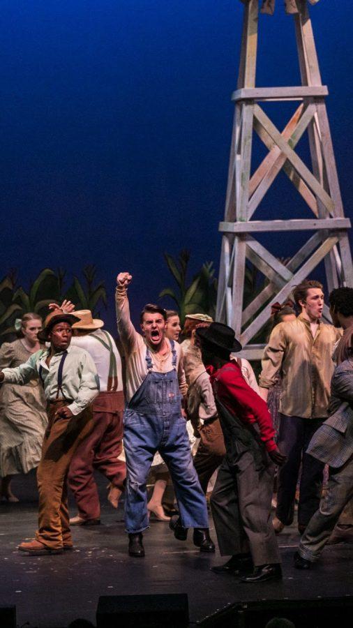 Newton, an ensemble feature dancer in