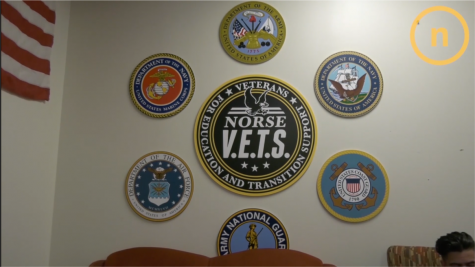 WATCH: Veteran Students Find Support at the Resource Station