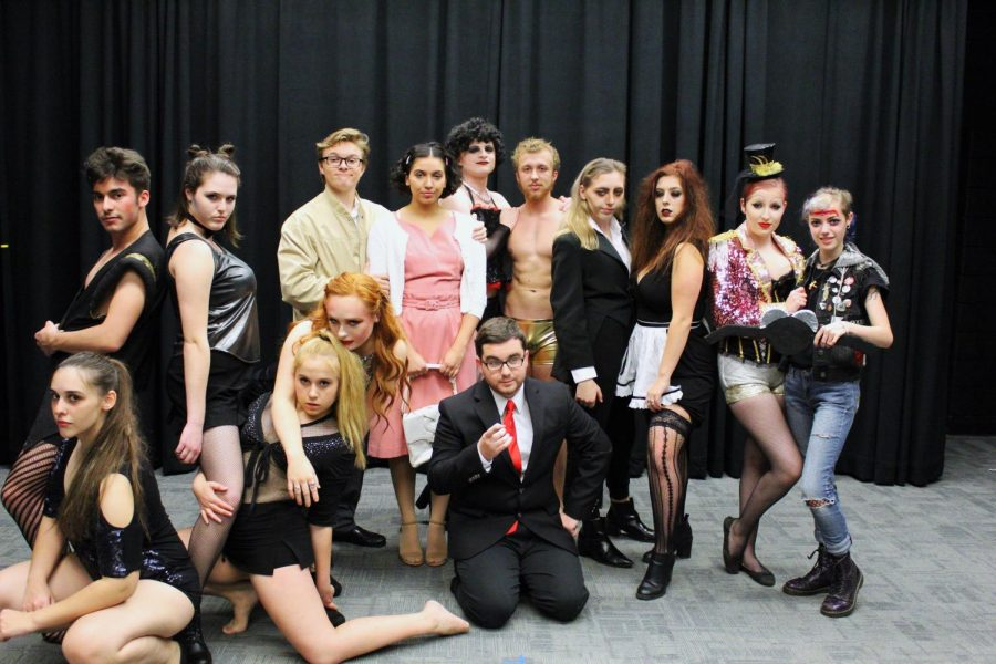 After the hiatus, the cast is reformed and are ready to Time Warp for one night only.