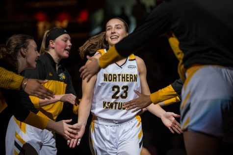 Preview: NKU hosts No. 2 in the Horizon League