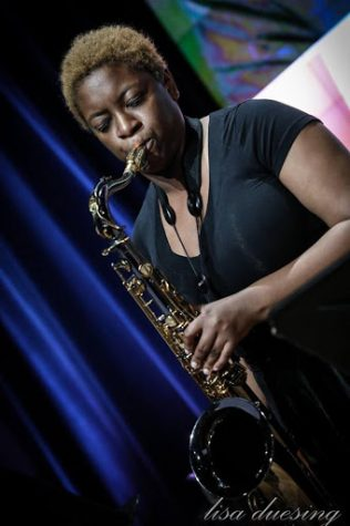 Upthegrove paves the way for Black women in jazz.