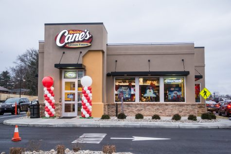 Raising Cane's opens on US 27