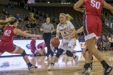 NKU women's basketball season comes to an end against IUPUI Jaguars