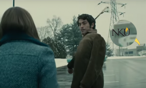 "In the first trailer for ""Extremely Wicked"", you can see the NKU logo on the side of Steely library."
