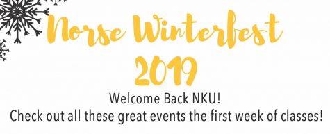 Winterfest returns to NKU
