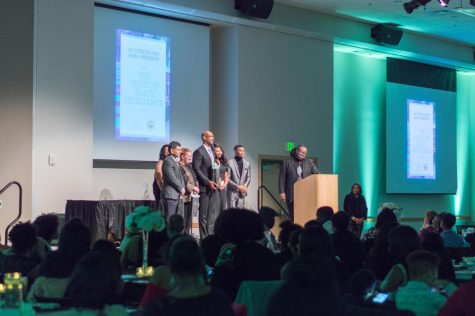 Event showcases black excellence on campus