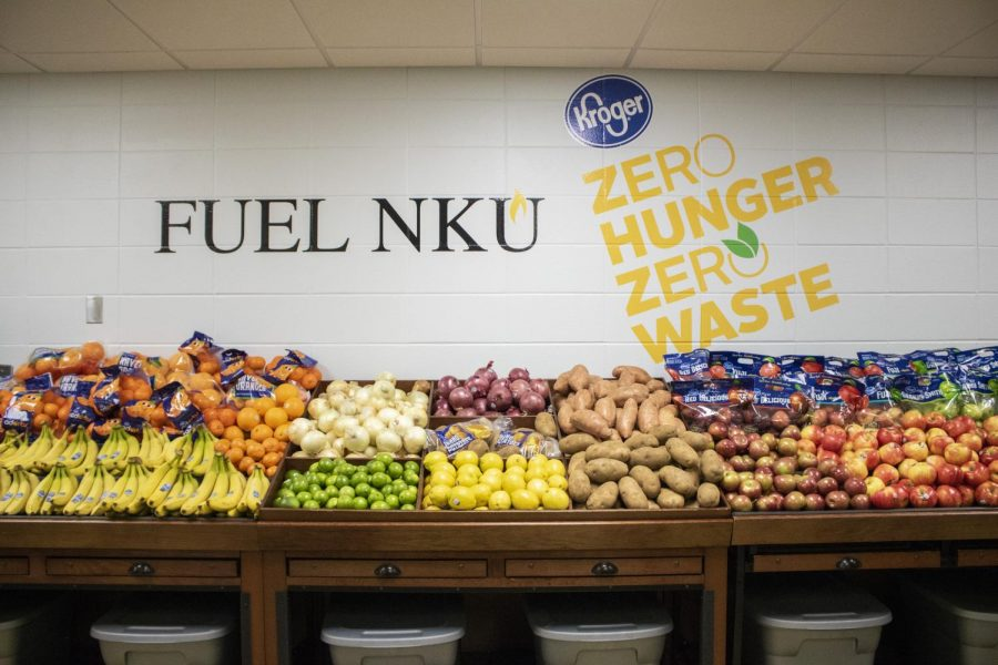 FUEL NKU is located in Albright Health Center 104 from 10 a.m. to 2 p.m. Mondays, Wednesdays and Thursdays.