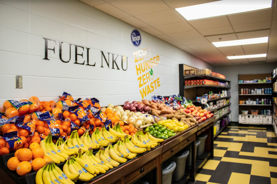 FUEL NKU is located in Albright Health Center 104.