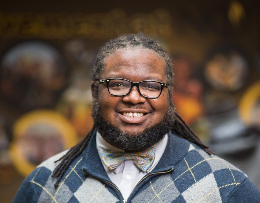 Carlous Yates serves as NKU's African American Student Initiatives Director.