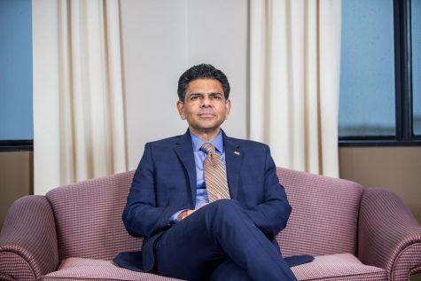 Dr. Ashish Vaidya: NKU installs sixth president