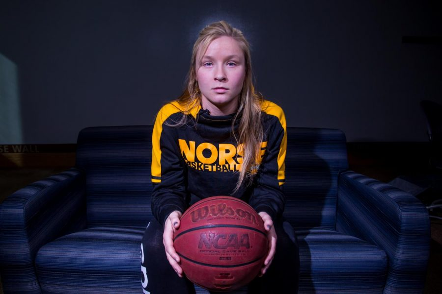 Senior+Taryn+Taugher%2C+a+former+NKU+women%27s+basketball+player%2C+accused+Head+Coach+Camryn+Whitaker+of+emotional+abuse+on+March+24.