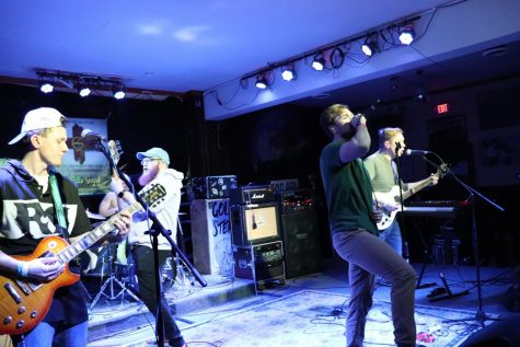 Lost Henry: NKU pop punk act brings fans out to rock