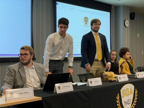 Student Senate addresses campus safety concerns
