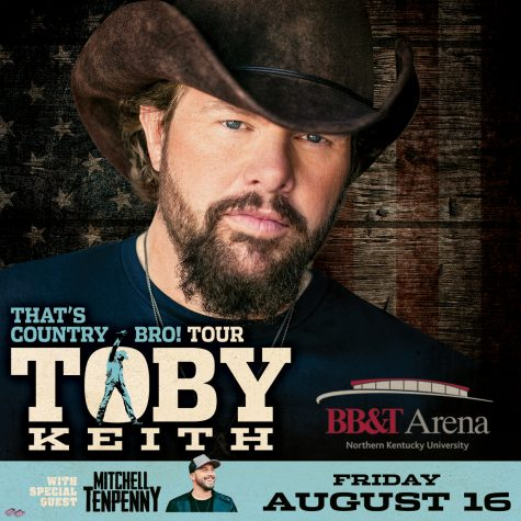 Toby Keith will headline BB&T Arena show