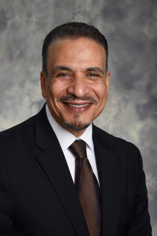 Dr. Hassan HassabElnaby comes from University of Toledo after serving on staff for 16 years.