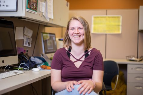Making a difference: four social work students look at the changes they hope to make in the community