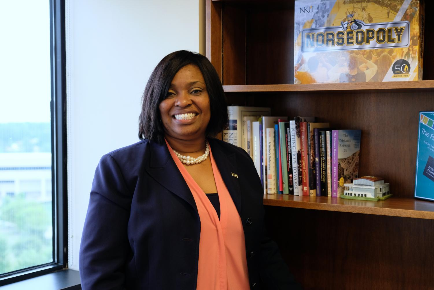 Bonita Brown, NKU's new vice president and chief strategic officer.