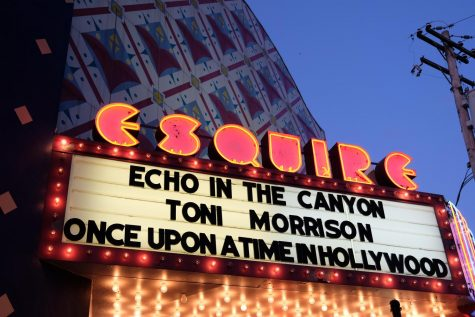 The Esquire Theatre shows a variety of films including blockbuster hits, gems from the past and indie flicks only your cool friend knows about.