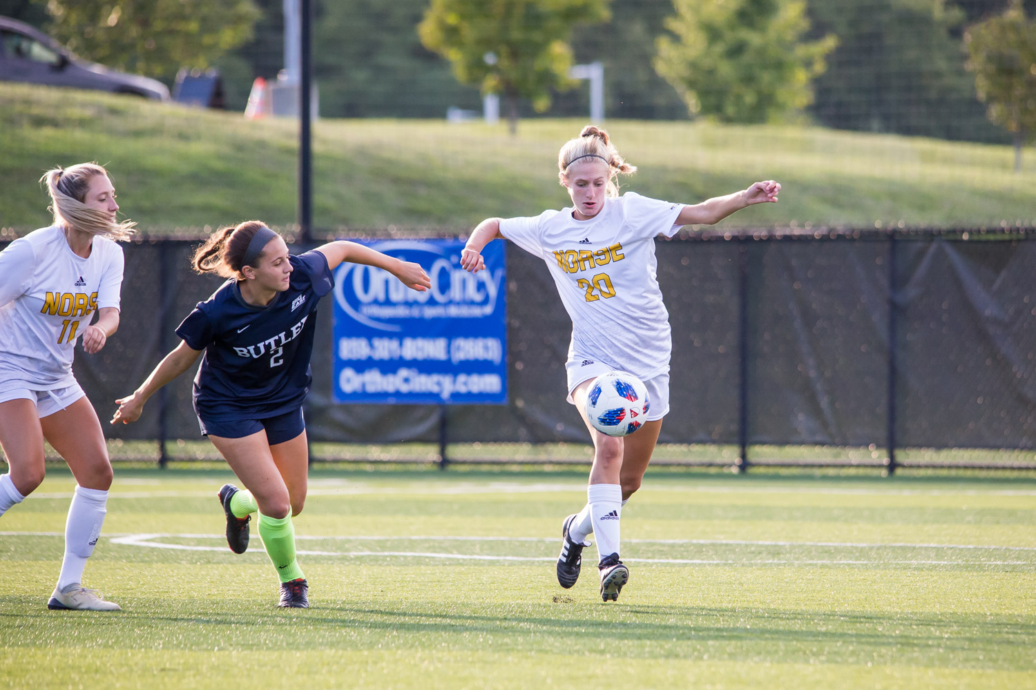 The Northerner   Late goal causes NKU to fall against Butler