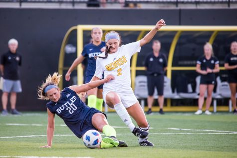 Late goal causes NKU to fall against Butler