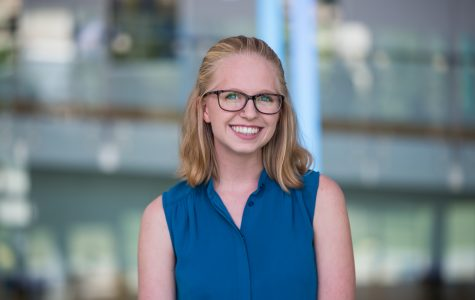 Senior Farewell: Editor-in-Chief Natalie Hamren
