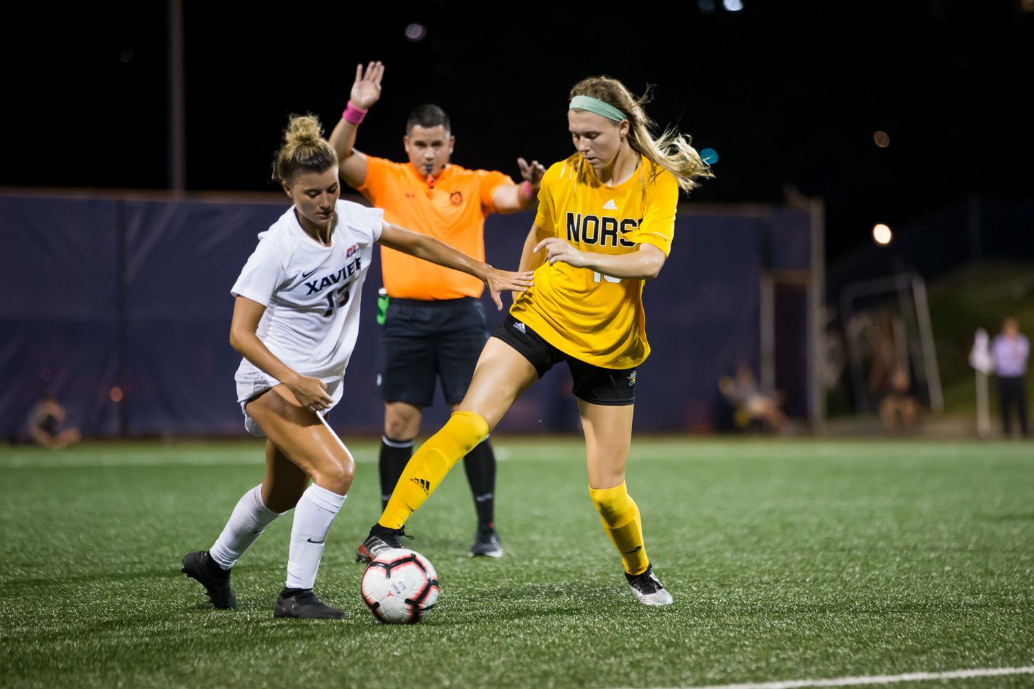 NKU ends nonconference schedule in loss to Xavier, 4-0