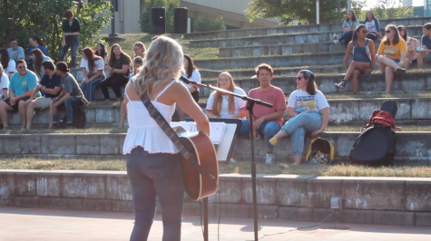 Sorority Phi Mu hosts on-campus music festival Bonnamu