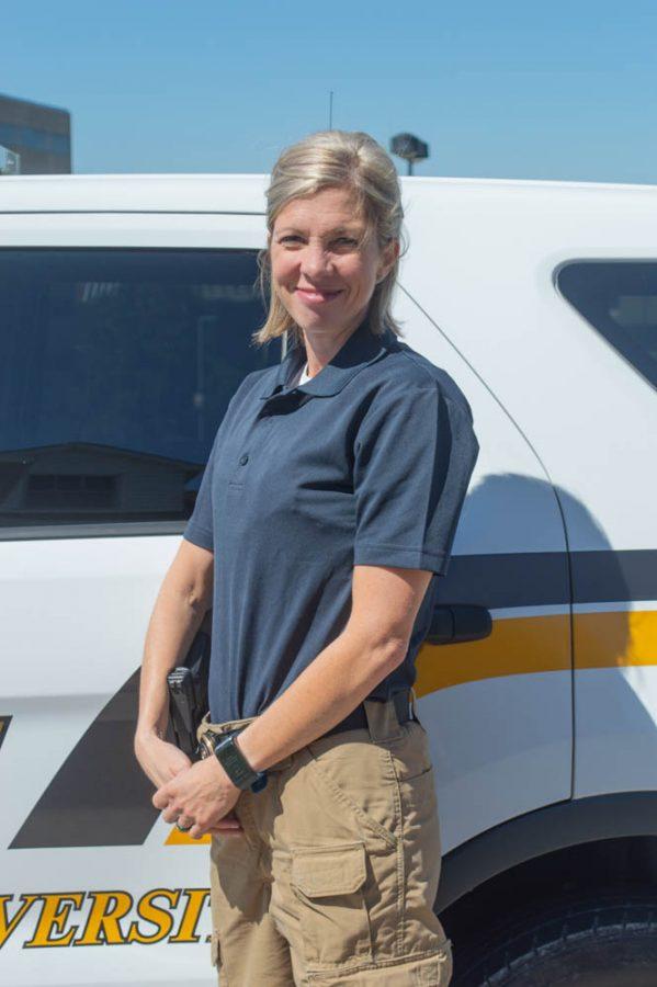 Community Resource Officer Autumn Ruehl