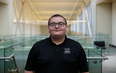 Student body president advocates for on-campus LGBTQ+ rights
