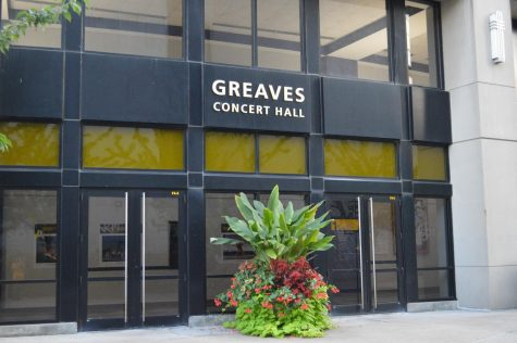 NKU faculty brass trio takes the stage in Greaves Concert Hall