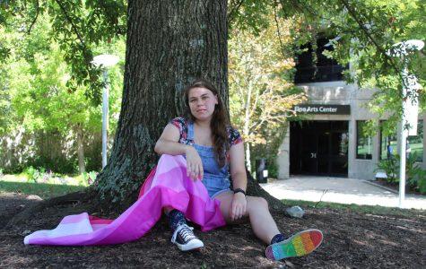 Student activist promotes LGBTQ inclusivity, education