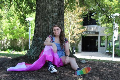 Student activist promotes LGBTQ inclusivity, education