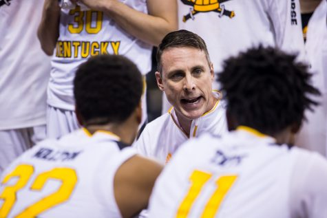 NKU defends home court against Cleveland State
