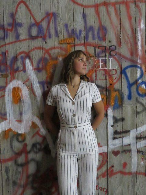 Kirsten Goldick, junior
