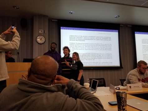 SGA passes resolution for NPHC plots