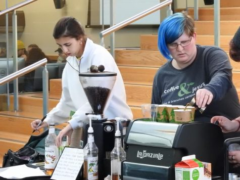 On-campus ministry shares message, love through coffee