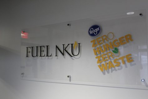 FUEL NKU is located in Albright Health Center in room 104.