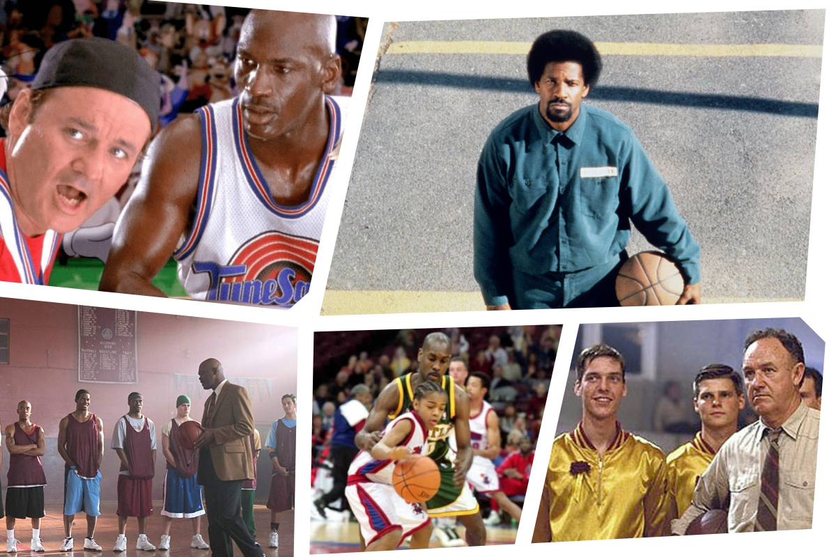 Poetry in motion: eight great basketball movies