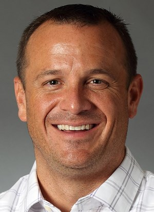University of Louisville Women's Basketball Head Coach Jeff Walz.