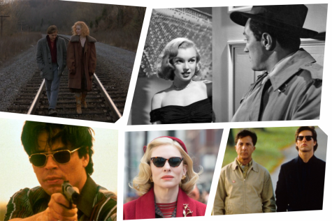Screencaps from Fresh Horses, The Asphalt Jungle, Traffic, Carol and Rain Man