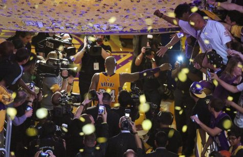 Kobe: NKU appreciates the life of an NBA Legend