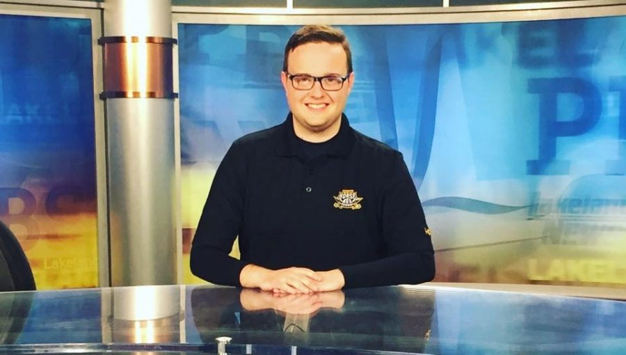 Clayton Castle is a Digital Content Producer at WDTN-TV in Dayton, OH.