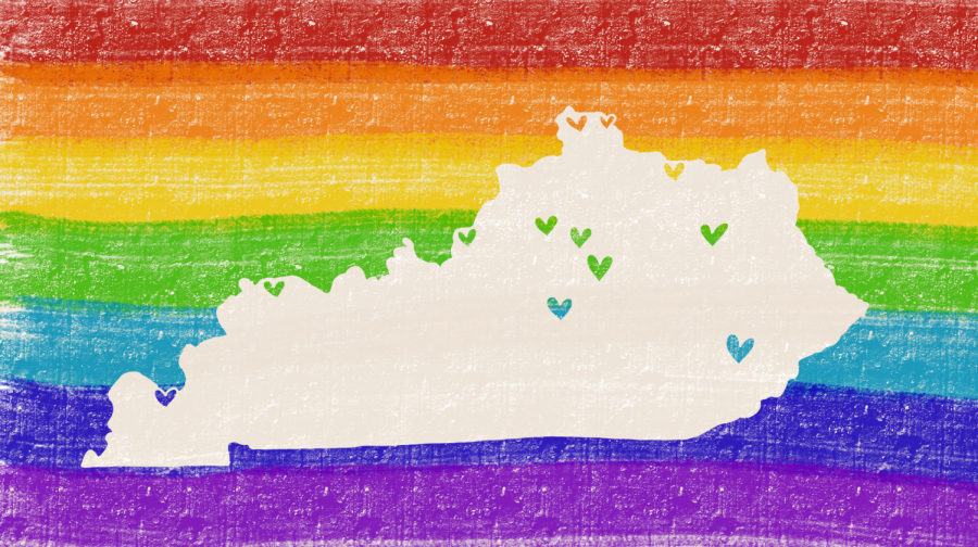 The 17 cities in Kentucky that have enacted Fairness Ordinances.