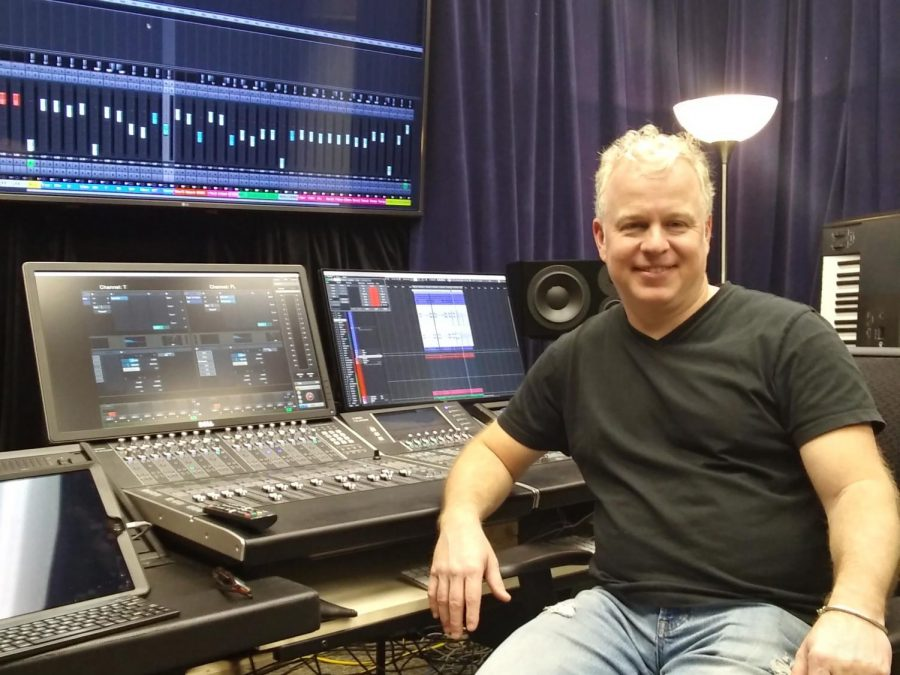 New professor bolsters audio production program