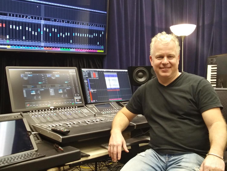 New professor bolsters audio production program
