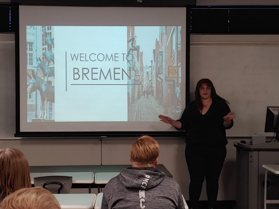 Since 2007, Deutschklub has offered students a chance to practice German and explore the culture.